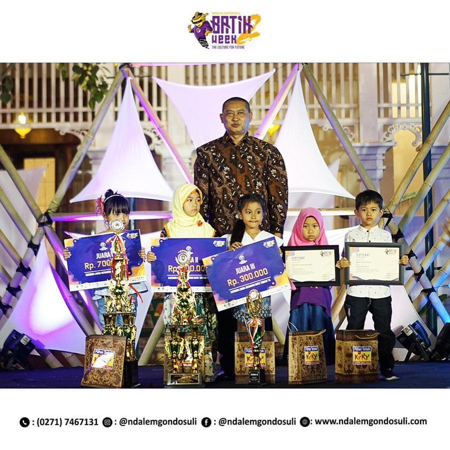 Ndalem Gondosuli Batik Week 2