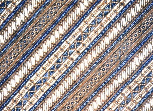 Makna Motif Batik di Indonesia