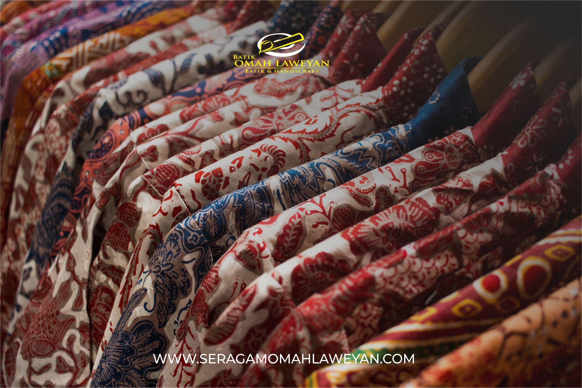 Manfaat Seragam Batik