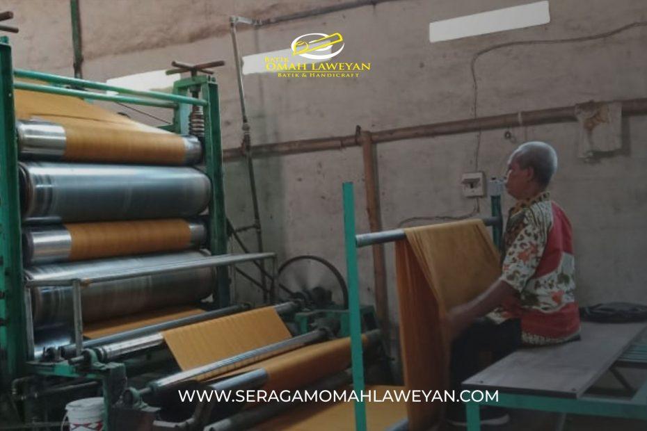 Pembuatan Seragam Batik